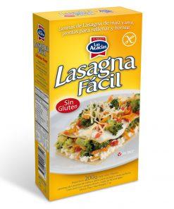 Lasagna Fácil Sin Gluten