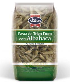Pasta de Trigo Duro con Albahaca Trompetín